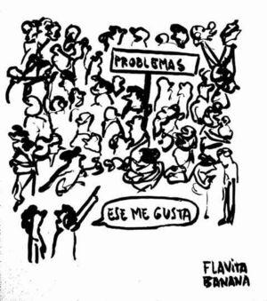 PRINT PROBLEMAS FLAVITA BANANA
