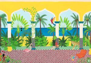 TAMARA LLOYD COX  A3 - TROPICAL PARADISE