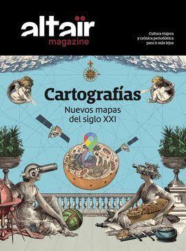 ALTAÏR MAGAZINE #13 CARTOGRAFÍAS