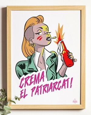 PRINT CREMA EL PATRIARCAT