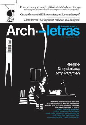 ARCHILETRAS #10