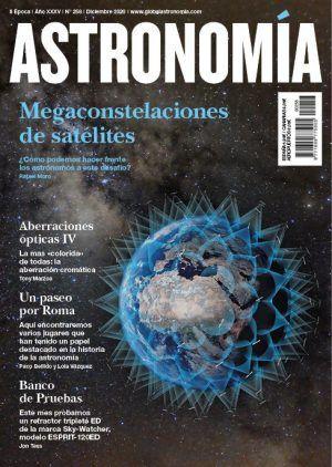 ASTRONOMÍA #258 DICIEMBRE 2020