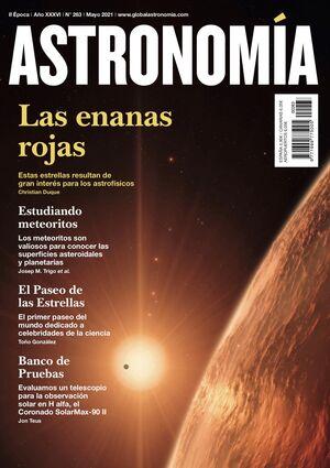 ASTRONOMÍA #263 MAYO 2021
