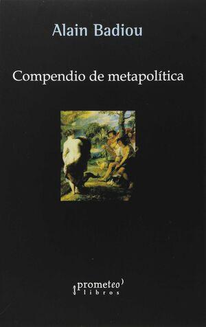 COMPENDIO DE METAPOLÍTICA
